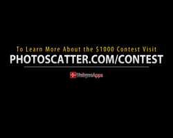 PhotoScatter $1,000 Contest