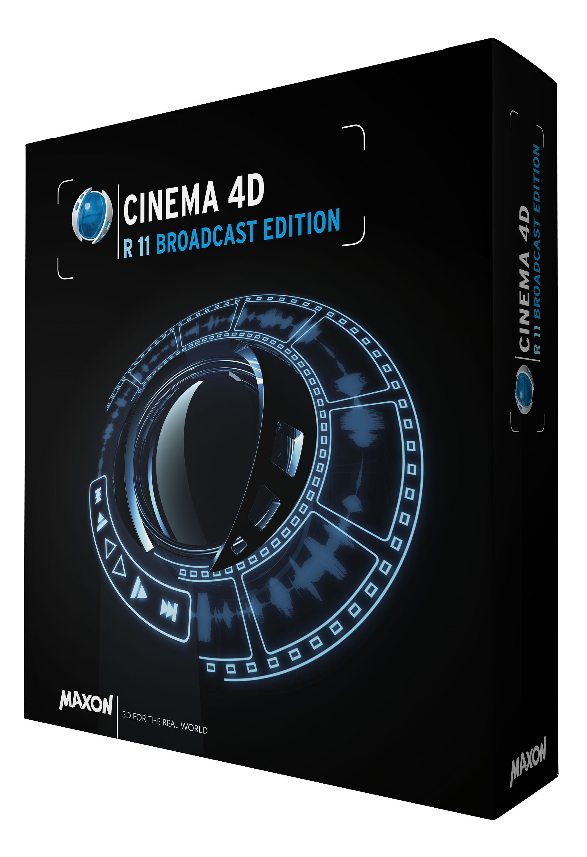 maxon continues role as 3d motion graphics leader with introduction of cinema 4d broadcast edition. Black Bedroom Furniture Sets. Home Design Ideas