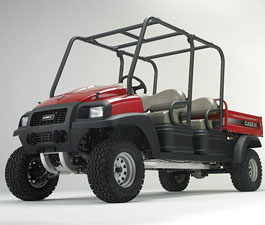 Case Ih Rolls Out Utility Vehicle Line For 2010