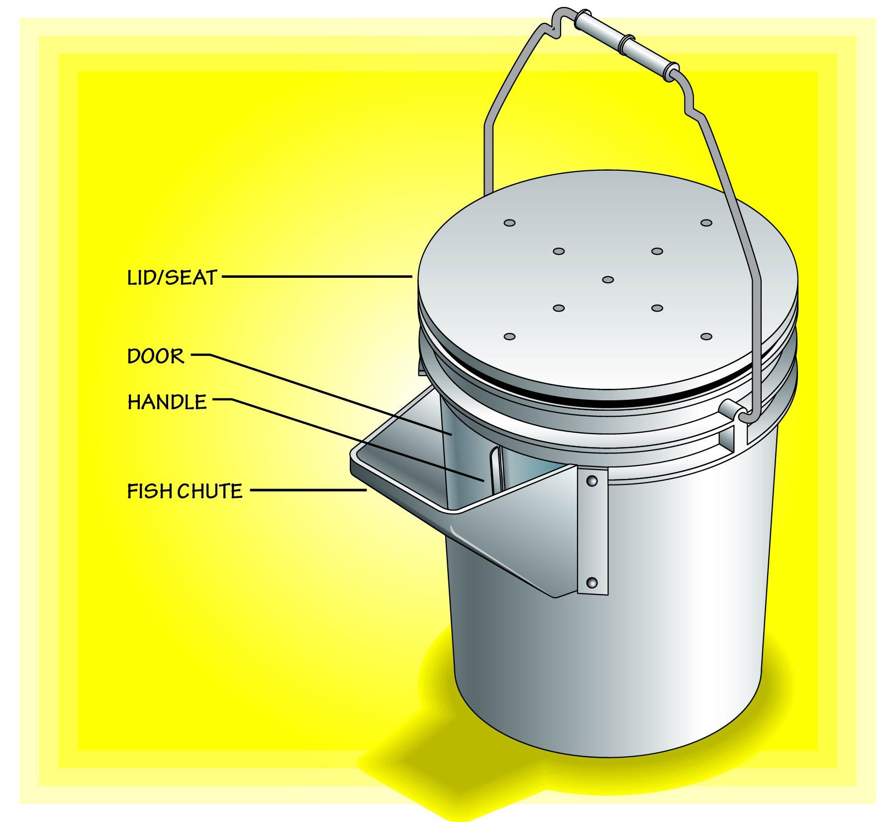 Fishing bucket seat best bucket 2017 for Fishing bucket seat