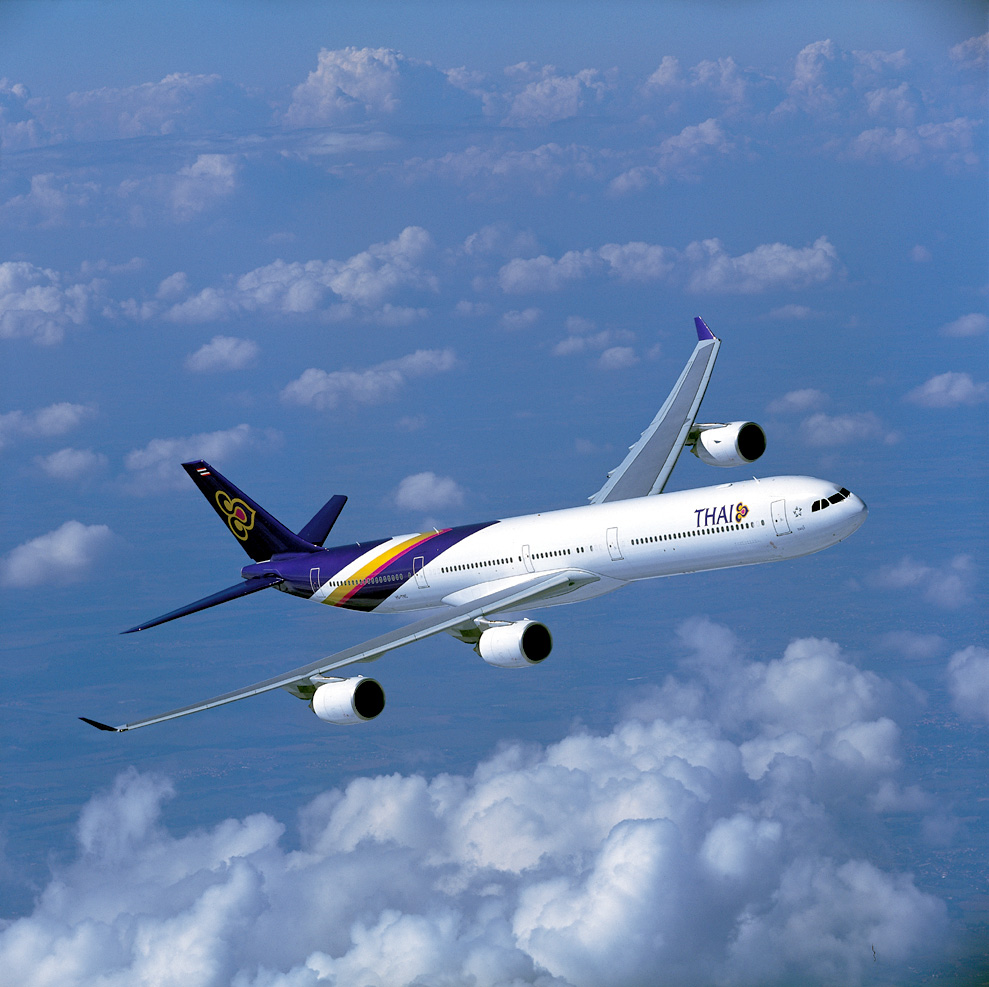Thai Airways Ranked Top Three Airline Worldwide by ...