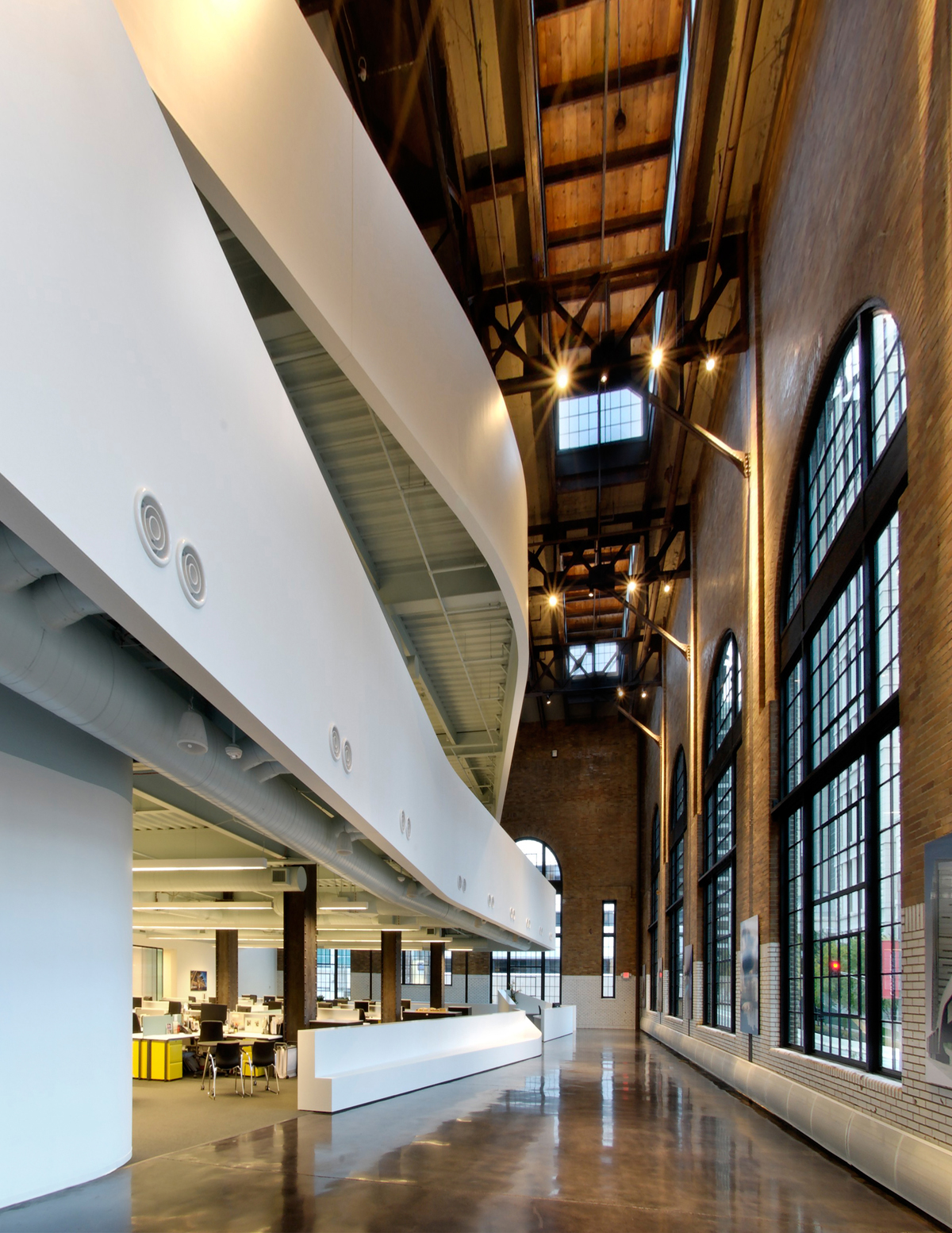 Cannon design 39 s power house receives leed gold for St louis interior design firms