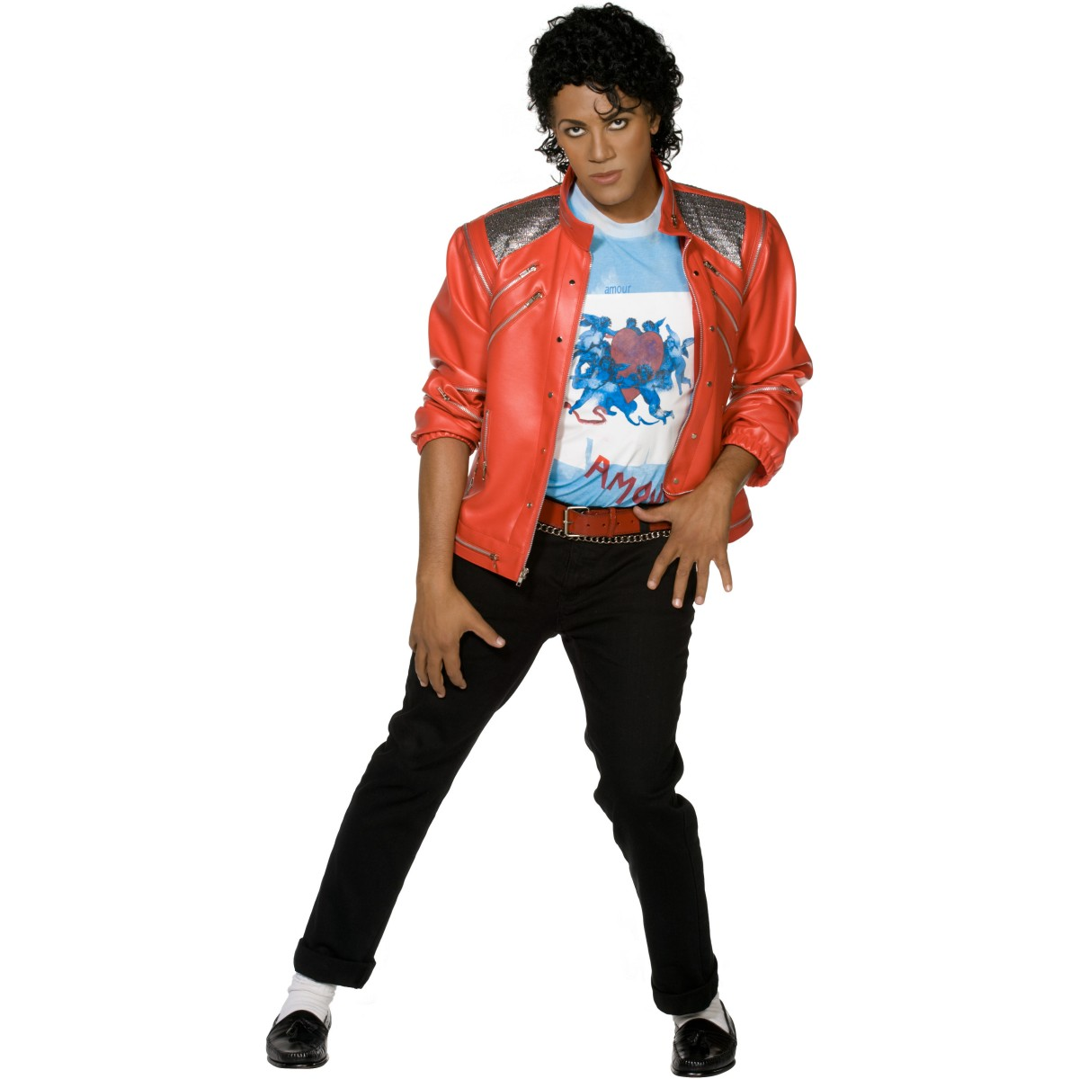 Adult Michael Jackson Halloween Costume