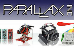 RobotShop Signs a Distribution Agreement With Parallax, Inc.