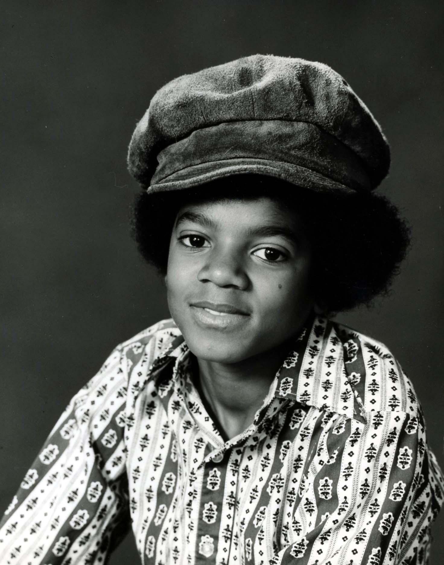 Young Michael Shrieve