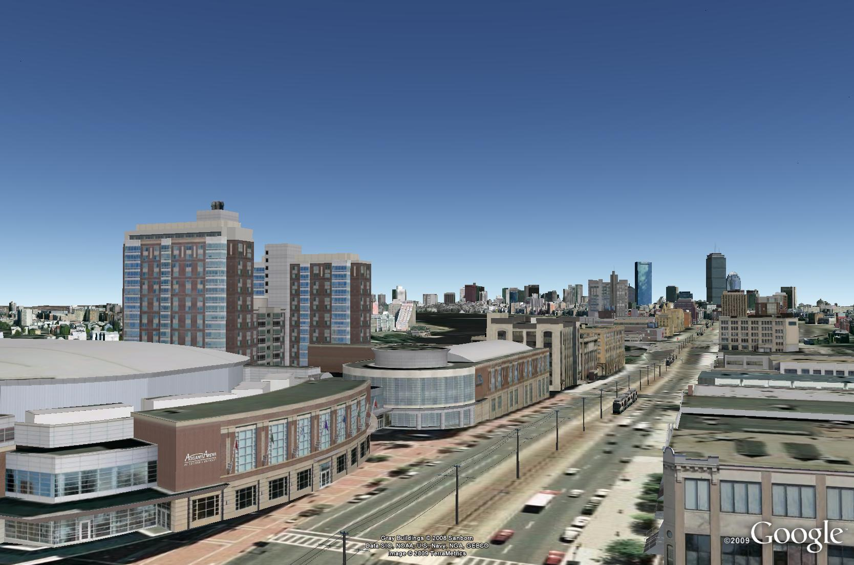 Concept3d Completes 3d Modeling And Google Earth Tm