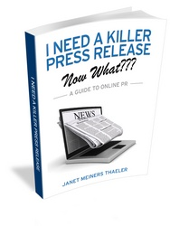 Write a press release with these tips
