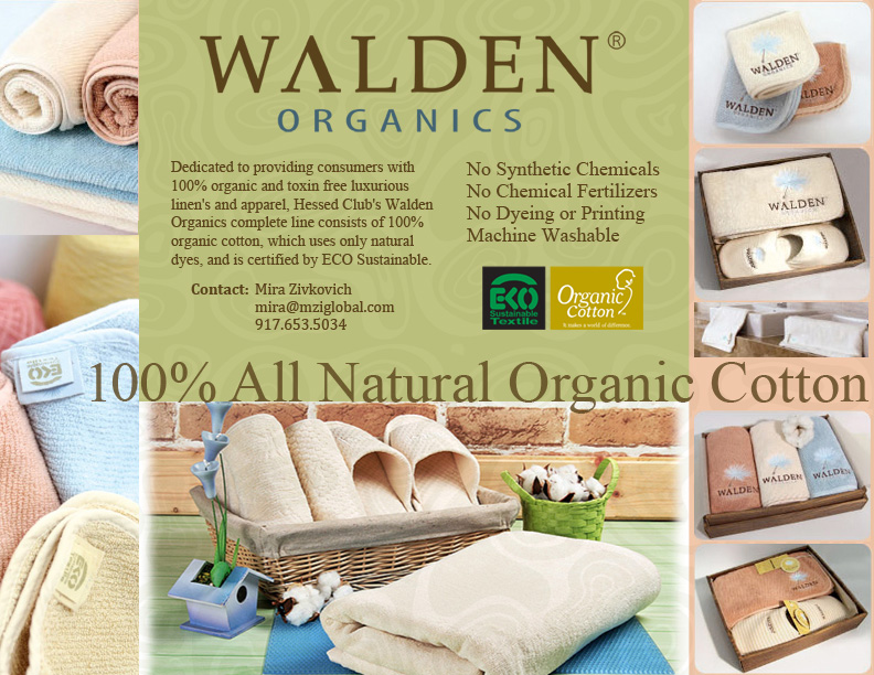 Premium Organic Bed Bath And Baby 2010 Collection By