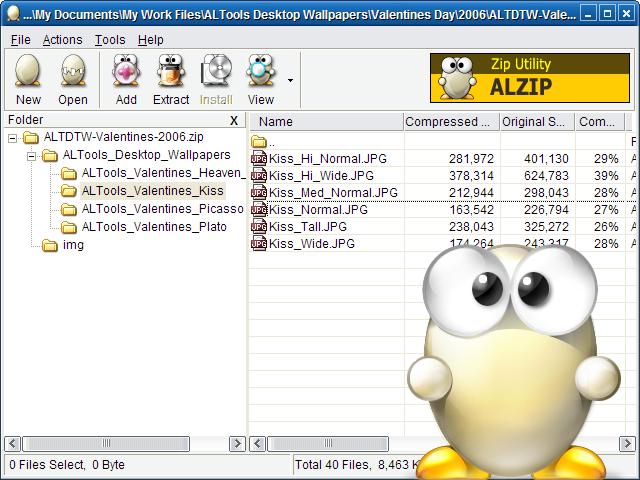 �������� ������ Alzip v8.1.2 �� ����� �� ��� ���� ��� ����� �� ���