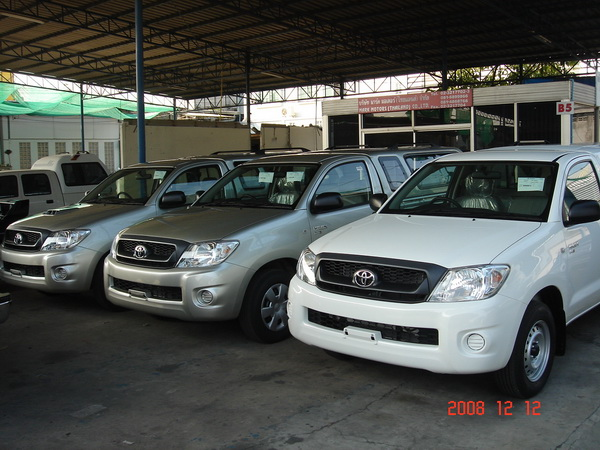 Mark Motors Thailand 39 S Leading Exporters Of Toyota Vigo