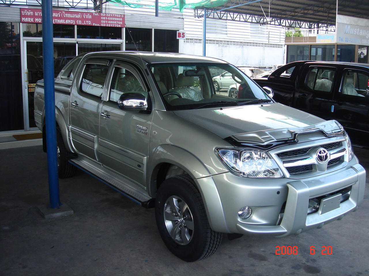 New 2014 Toyota Vigo Exporters Thailand Trusted Used | Auto Design