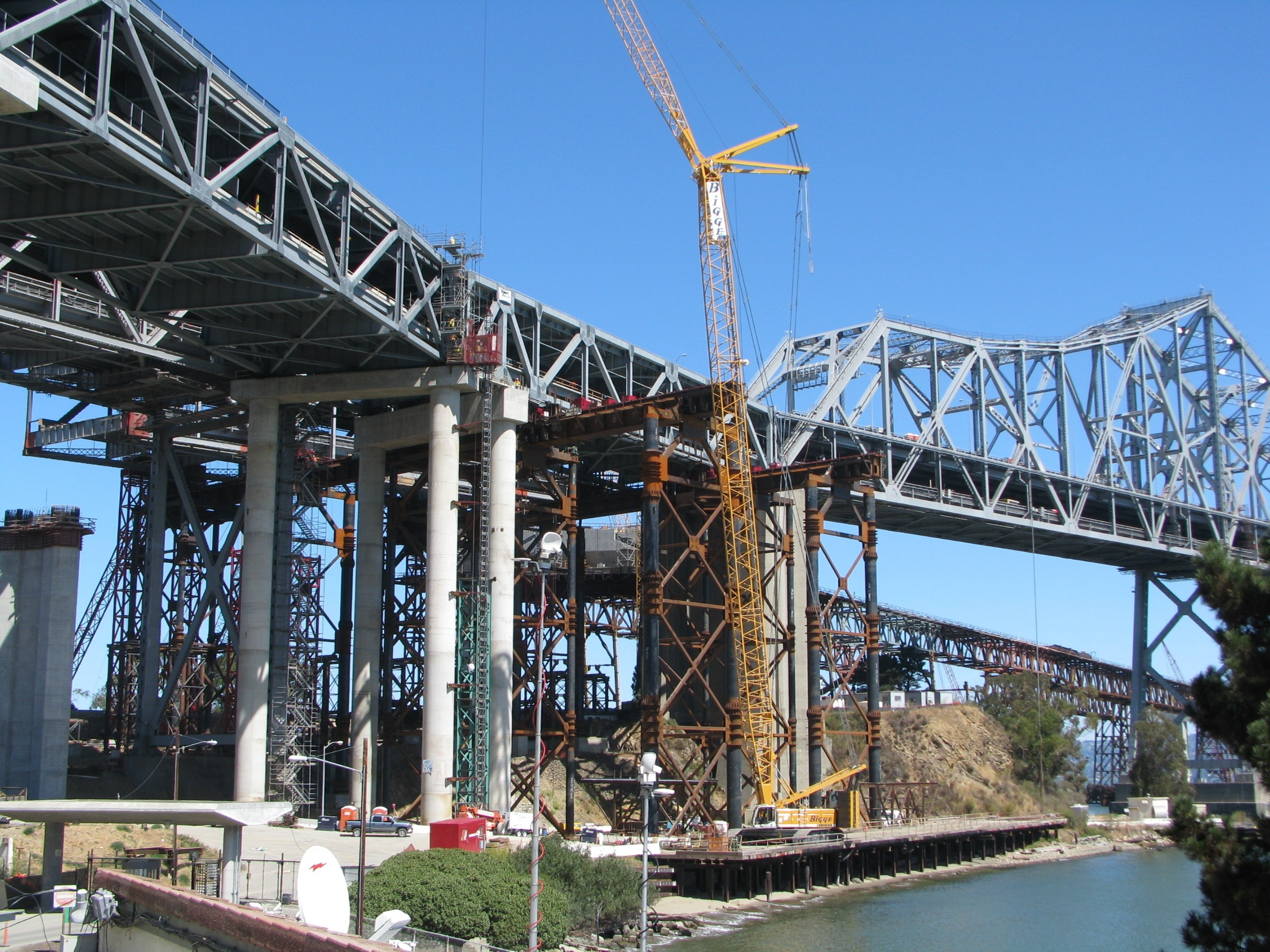 Toyota San Francisco >> EarthCam Archives One Million Images of San Francisco-Oakland Bay Bridge Project
