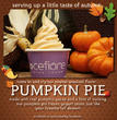 Cefiore Frozen Yogurt Announces New Pumpkin Pie Flavor for the Fall...