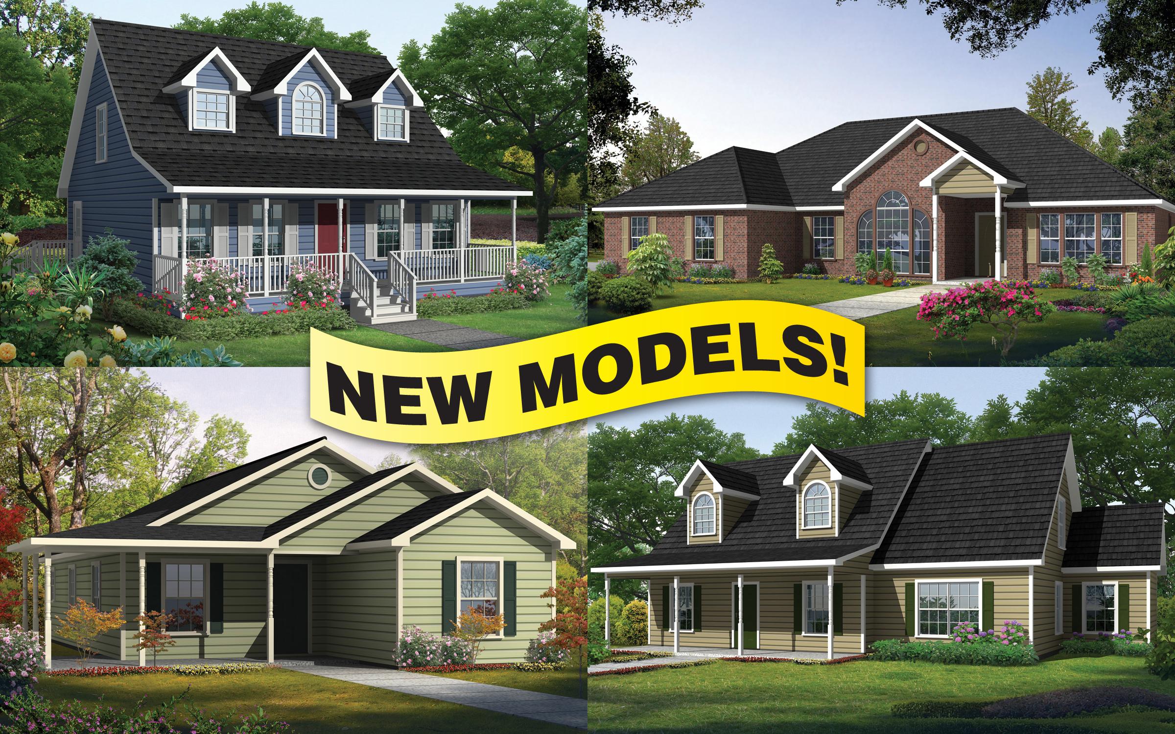 United Bilt Homes Adds 22 New Models Zero Down And No