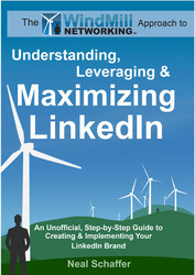 Windmill Networking:  Maximizing LinkedIn