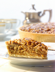 Mary of Puddin Hill's Pecan Praline Pie