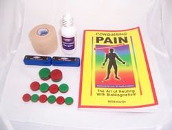 Conquering Pain Book Explains the Science of Healing with Magnets Now Available at Amazon.com
