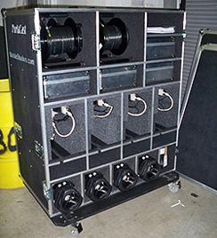 Mobile Studios Delivers Portacast 174 Hd Flypacks To U S