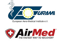 air ambulance, accredited air ambulance programs, AirMed, Eurami, CAMTS