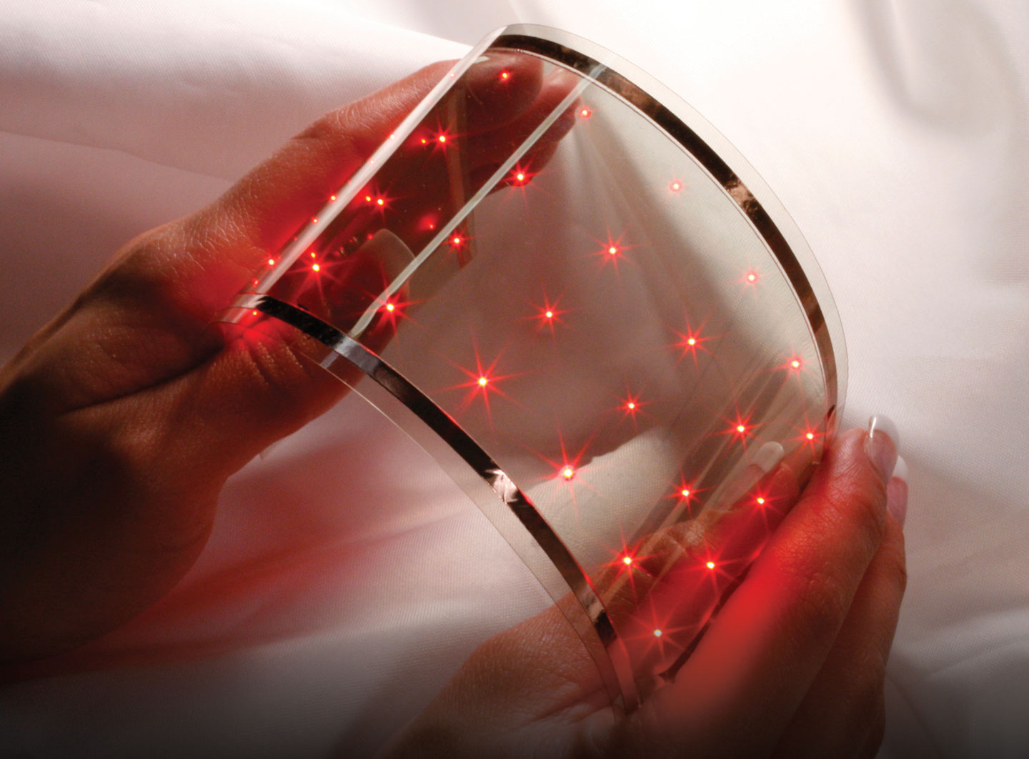 Grote Introduces Lightform The World S First Flexible Led