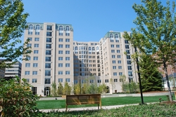 The Mather, located in Evanston, IL, is one of the Chicago-area's newest and most comprehensive retirement communities, offering a full continuum of care from independent living through skilled nursing care.
