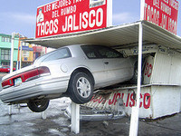 GJEL Accident Attorneys has seen ~20% increase in auto accidents in 2009 over last year.
