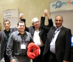 Monitis Has Won the Innovators Showcase at The 451 Group Conference