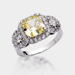 Choose the best cubic zirconia wedding  ring or CZ engagement rings.