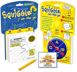 SQUIGGLE On-The-Go