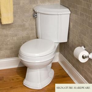 Kohler Corner Toilet : Corner Toilet - 162 results from Kohler, American Standard, toilets ...