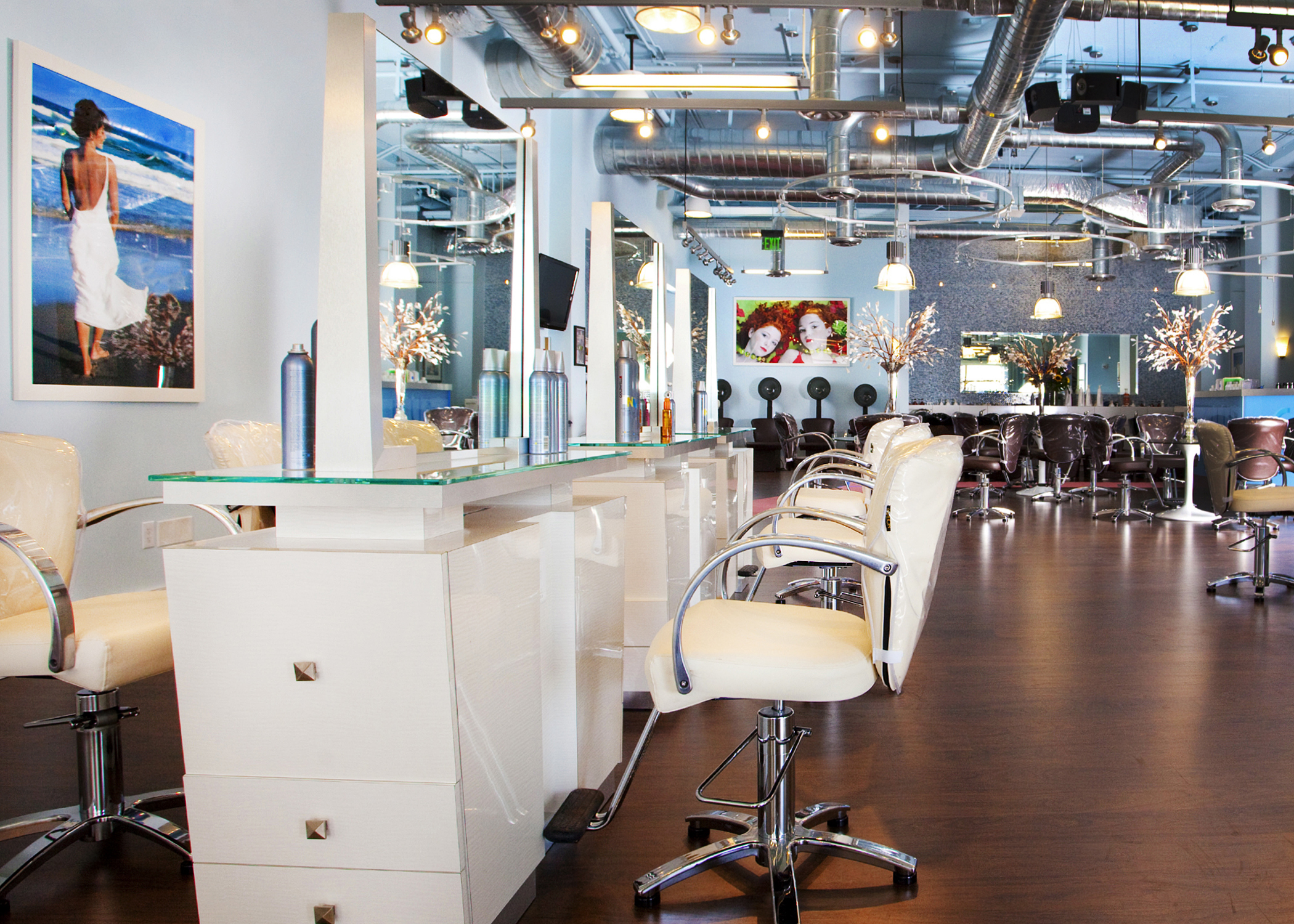 Hair Styling Salon: Celebrity Hair Colorist Jody Jack's Luxe Salon & Spa Now