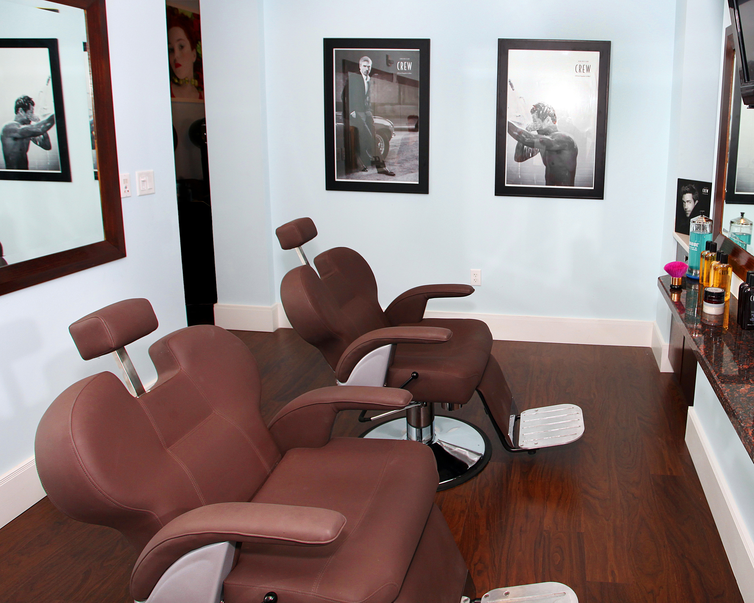 Celebrity Hair Colorist Jody Jack S Luxe Salon Spa Now Open In  # Salon De Luxe Avec Tv