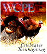 WCPE Celebrates Thanksgiving