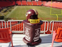New 'Fan Cans' Recycling Containers Continue to Support ...