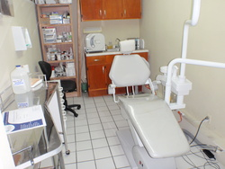 Mexican dentist office