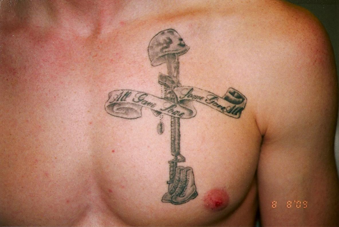 Tattoo Removal on the Fastest U.S. Marine