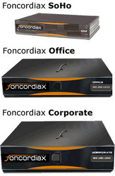 Foncordiax Plug n GO: The perfect partner for any small or medium sized business from 2 to 250 users