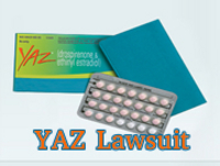 Yaz Side Effects Lawsuit