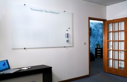 glass whiteboard, glass white board