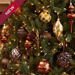 balsam hill christmas tree co releases new christmas ornament kits - Copper Christmas Decorations