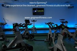 Go Green Fitness Converts Cycling Workouts into Clean and ...