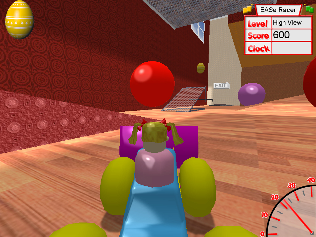 EASe Funhouse Video Game Helps Children with Autism Learn