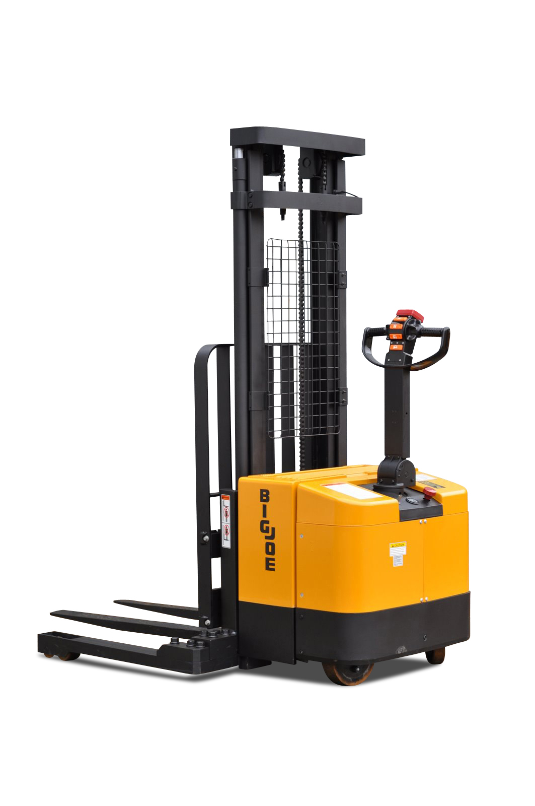 Big Joe Launches New Basic Series Of Forklifts: motorized forklift