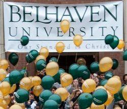 Belhaven University, formerly Belhaven College, celebrates its name change
