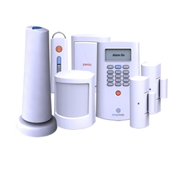 Wireless Apartment Security