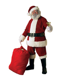 .costumesupercenter.com has a huge selection of Santa Claus Suits at prices for every budget. u201c  sc 1 th 250 & Santa Claus Suit Sales are Up Demonstrating That Christmas Spirit is ...