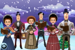 iCaroler creates a virtual Christmas caroling group with one or more iPhones