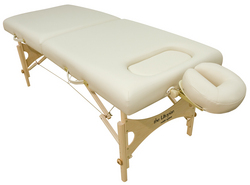 The Utopian Portable Massage Table from Oakworks