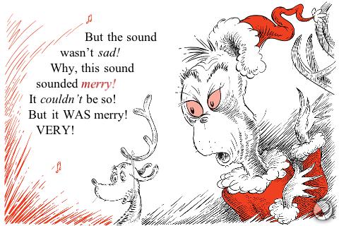 oceanhouse media announces how the grinch stole christmas