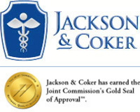 JC Logo, JCAHO Logo, Jackson Coker, Joint Commission, Gold Seal of Approval